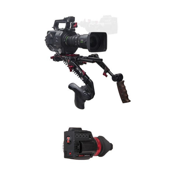 Zacuto Gratical HD Bundle with Dual Grips for Sony FS7 II