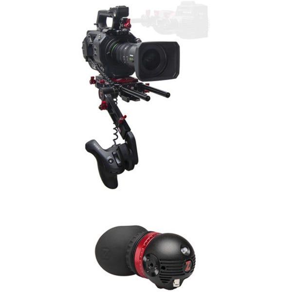 Zacuto Gratical Eye Bundle for Sony FS7