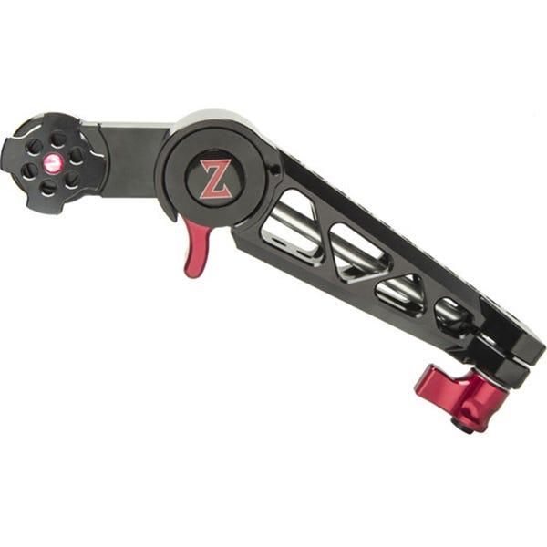 "Zacuto 6"" Trigger Arm Adjustable Handgrip for Camera Rig"