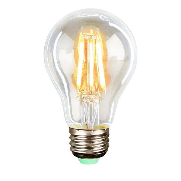 Quasar Science Medium Base Filament LED 6 Watt Bulb - Cool