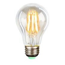 Quasar Science Medium Base Filament LED 6 Watt Bulb - Cool