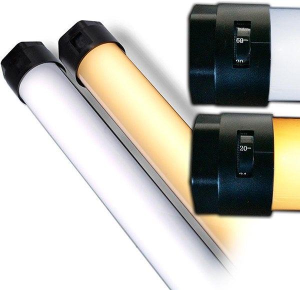 "Quasar Science Q-LED - X - 8' (96"") Crossfade Linear LED Lamp 240VAC"