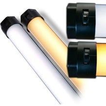 "Quasar Science Q-LED - X - 1' (12"") Crossfade Linear LED Lamp Light Tube 240VAC"