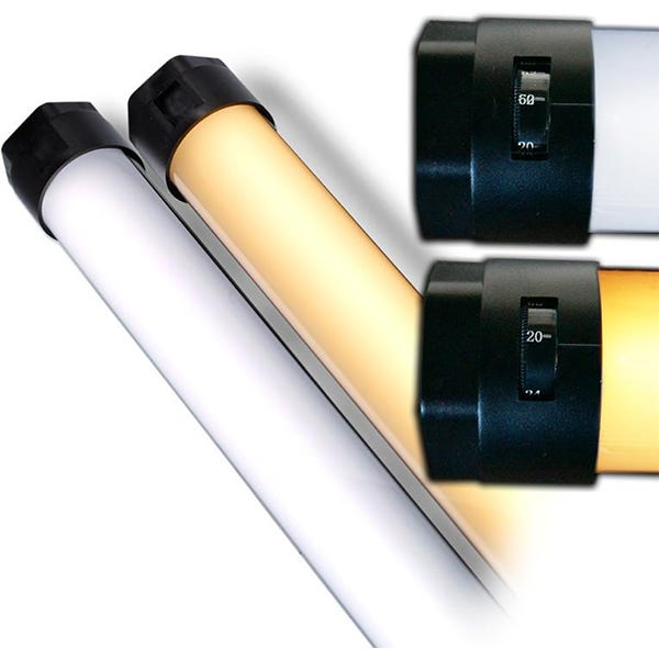 "Quasar Science Q-LED - X - 4' (48"") Crossfade Linear LED Lamp 120V"
