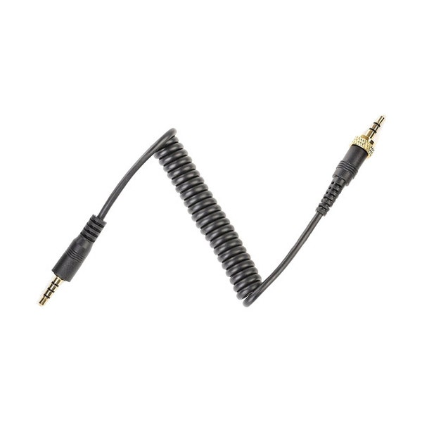 Saramonic SR-PMC1 iPhone/iPad Locking 3.5mm Output Connector Cable
