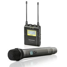 Saramonic UWMIC9RX9+HU9 Handheld Mic with Dual Channel Bodypack Receiver (514 to 596 MHz)