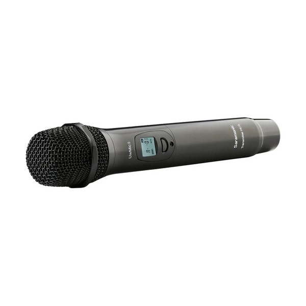 Saramonic HU9 96-Channel Digital UHF Wireless Handheld Mic for UwMic9 System (514 to 596 MHz)