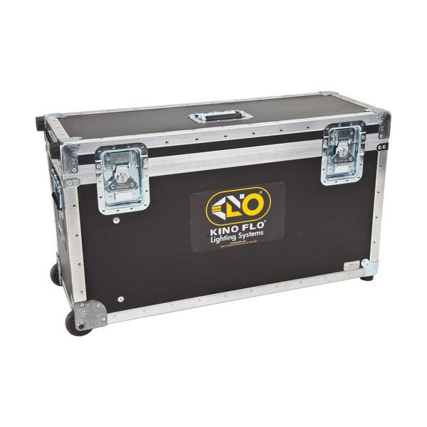 Kino Flo Wheeled Ship Case for Interview/FreeStyle 21 LED System - Black