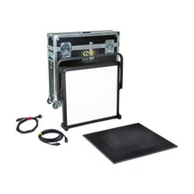 Kino Flo Celeb 450Q DMX LED Fixture with Yoke Mount Kit with Shipping Case