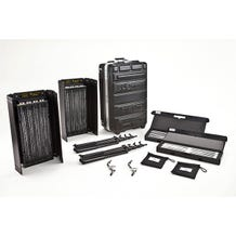 Kino Flo Diva-Lite 401 Two Light Kit with Flight Case - 120 VAC