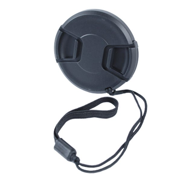 GTX Zuma 82mm Snap-On Lens Cap with Leash