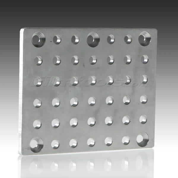 """Modern Studio Equipment 6 x 7-1/2 x 3/8"""" Cheese Plate"""