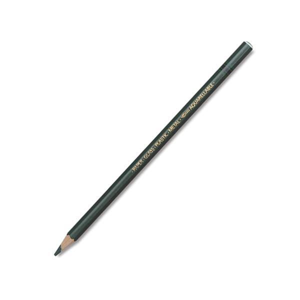 Stabilo Pencil Crayon (Grease Pencil) - Green