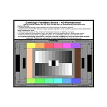 DSC Labs HD 12+4 CamAlign FrontBox Series Color Chart