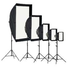 Chimera Video Pro Plus Lightbank with 3 screens, Small 8125