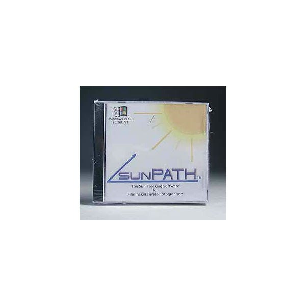 SUNPATH Software for Windows or  MAC (CD-ROM)