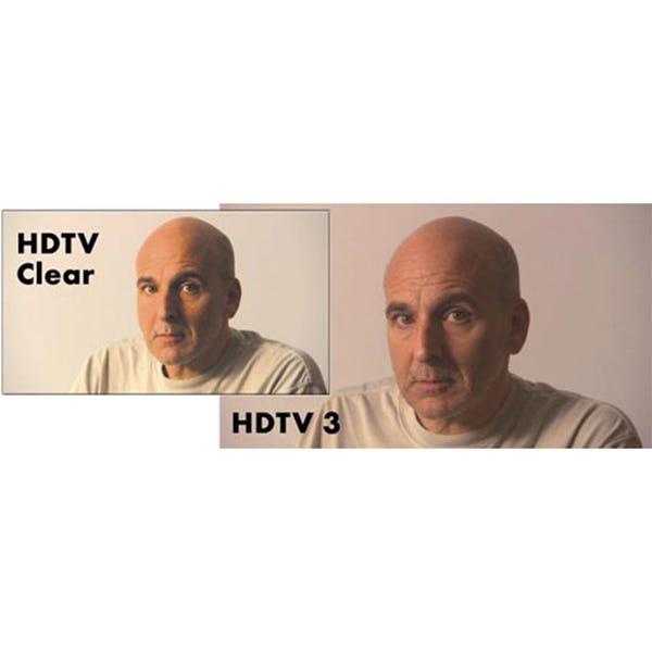 """Tiffen 6.6 x 6.6"""" HDTV/FX 3 Filter"""