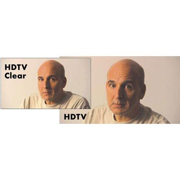 """Tiffen 4 x 4"""" HDTV/FX 1/4 Filter"""