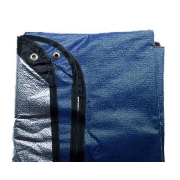 MPI Outdoors Grabber All-Weather Space Blanket - Blue