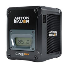 Anton Bauer CINE 150 Battery - 150 Wh (Gold Mount)