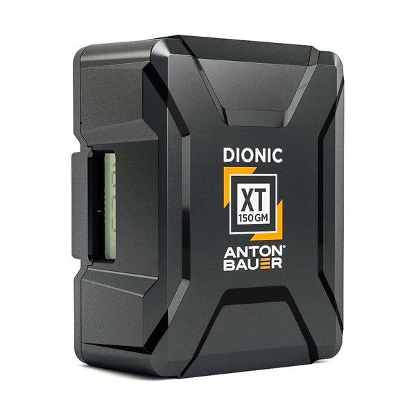 Anton Bauer Dionic XT150 Battery - 156Wh (Gold Mount)