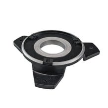 Filmtools Mitchell Low-Hat Camera Support - Black