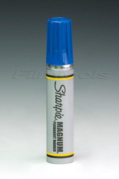 Sanford Sharpie Magnum Permanent Marker - BLUE