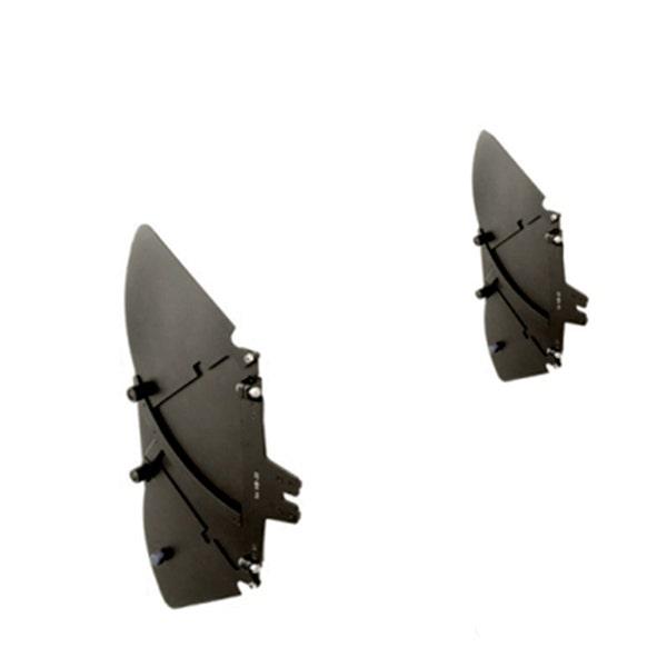 Arri K2.65056.0 Side Flag Set for MB-20 Matte Boxes
