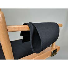 Film Craft Studio Chair Back/Seat - Black