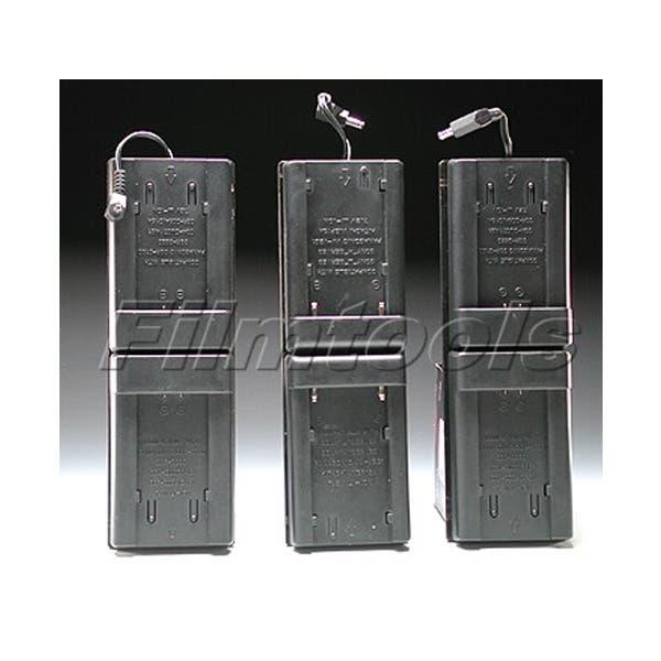 Litepanels DVAPC DV Battery Adapter Plate - for Mini, Canon Compatible