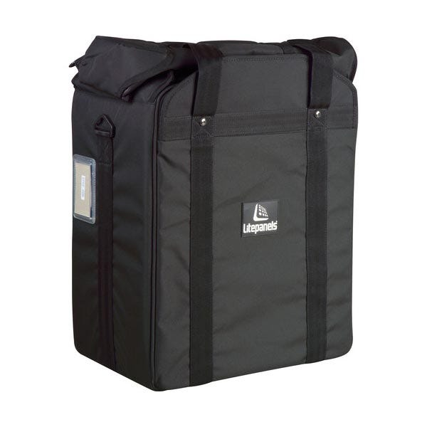 Litepanels Light Carry Case with Accessory Bag for Two Astra 1 x 1' Fixtures