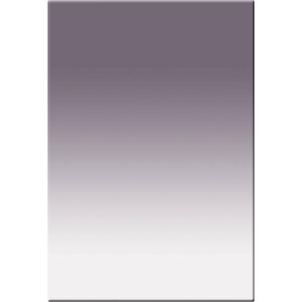 "Tiffen 4 x 5.65"" Soft Edge Graduated Neutral Density (ND) 0.3 Filter - Vertical Orientation"
