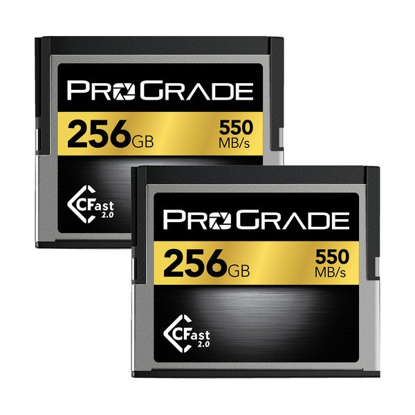 ProGrade Digital CFexpress 1TB memory card speeds up to