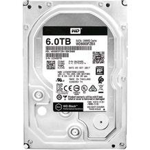 """WD Black 6TB SATA 6 GB/S 3.5"""" Desktop Internal Hard Drive"""