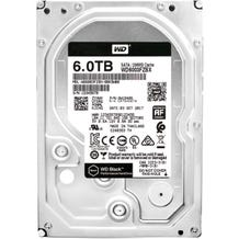 "WD Black 6TB SATA 6 GB/S 3.5"" Desktop Internal Hard Drive"
