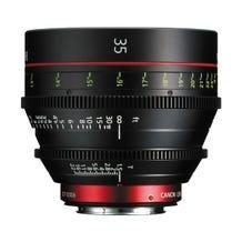 Canon CN-E 35mm T1.5 L F Cinema Prime Lens