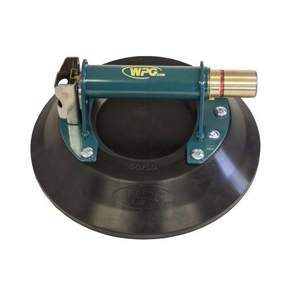 "Wood's Powr-Grip 10"" Concave Vacuum Cup with Metal Handle"
