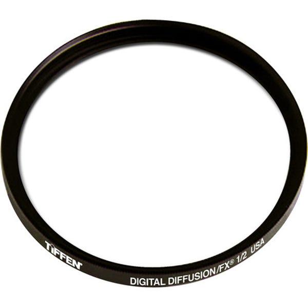 Tiffen 138mm Digital Diffusion/FX 1/2 Filter