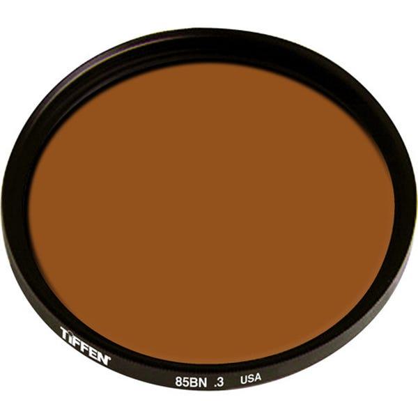 Tiffen 138mm 85B Neutral Density (ND) 0.3 Combination Filter