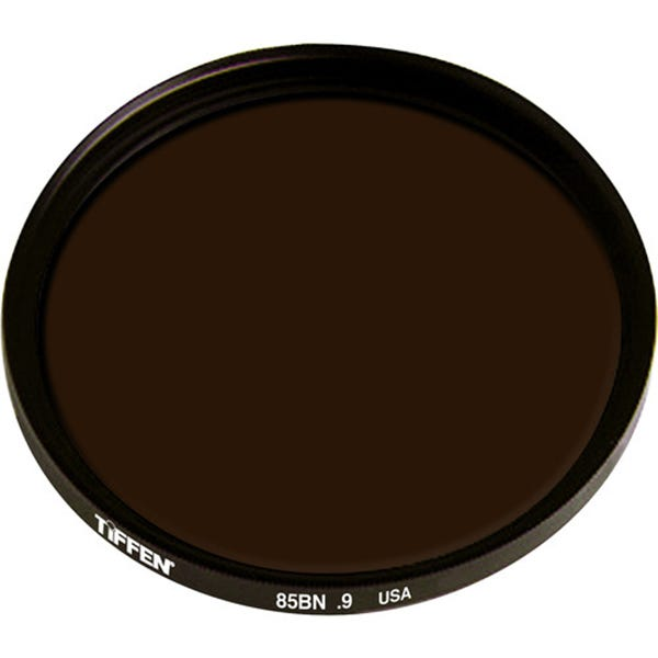 Tiffen 138mm 85B Neutral Density (ND) 0.9 Combination Filter