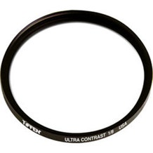 """Tiffen 4.5"""" Round Ultra Contrast 1/8-2 Filters"""