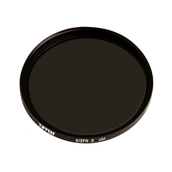 "Tiffen 4.5"" 81EF Neutral Density (ND) 0.9 Glass Filter"