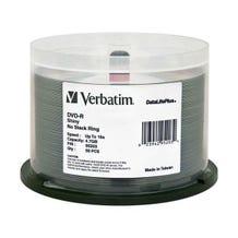 Verbatim 16X DataLifePlus Shiny Silver 4.7GB DVD - 50pc