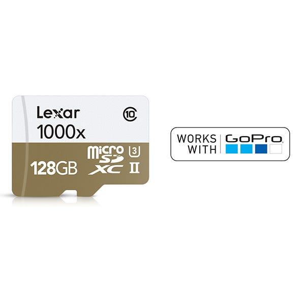 Lexar 128GB Pro Micro SDXC Memory Card