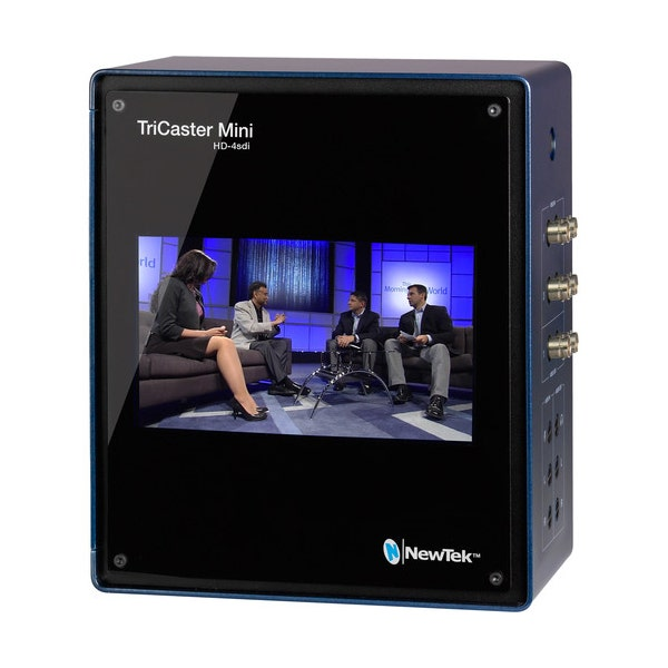 NewTek TriCaster Mini Advanced HD-4 SDI Switcher