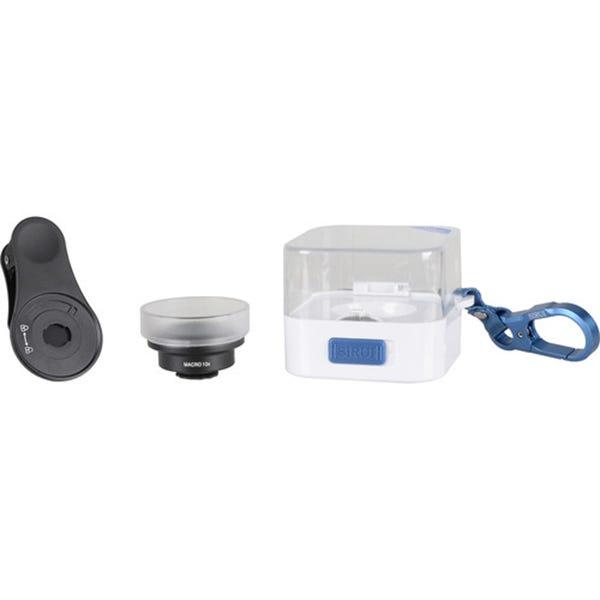 Sirui Macro Lens with Mobile Lens Clip - Black