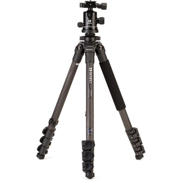 Benro TAD18CB1 Series 1 Adventure Carbon Fiber Tripod with B1 Ball Head