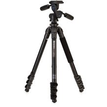 Benro TAD28AHD2 Series 2 Adventure Aluminum Tripod with HD2 3-Way Pan/Tilt Head