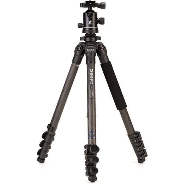 Benro TAD38CB3 Series 3 Adventure Carbon Fiber Tripod with B3 Ball Head