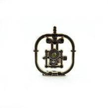 Film Pin Society Camera Stabilizer Enamel Pin